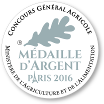 Medaille Argent 2016
